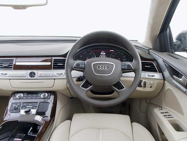 Audi A8 Saloon Special Editions 42 Tdi Quattro Black Edition 4dr