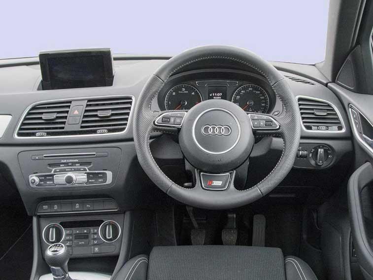 Audi Q3 Estate Special Editions 2 0t Fsi Quattro Black Edition 5dr S Tronic Image
