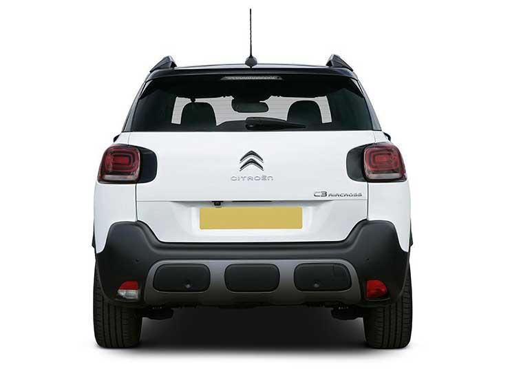 Citroen C3 Aircross Diesel Hatchback Lease | Citroen C3 Aircross