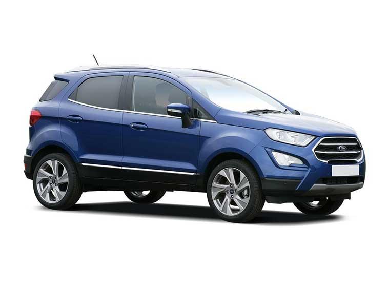 Ford Ecosport Diesel Hatchback Lease Ford Ecosport Finance Deals