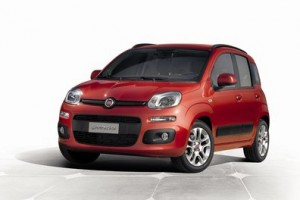 Image of the New Fiat Panda