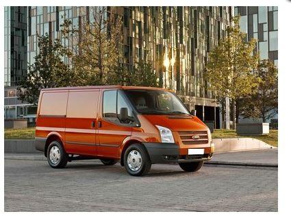 Image of The Award Winning Ford Transit Van
