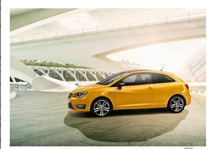 Image of SEAT Ibiza Cupra Concept