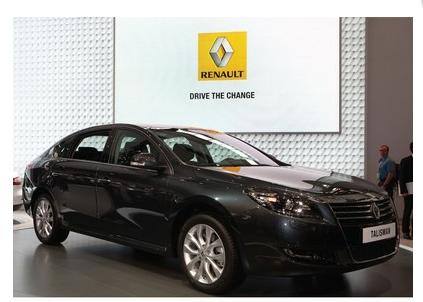 Image of Renault Talisman