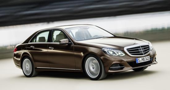 The New Shape 2013 Mercedes E220 Lease Deal Osv
