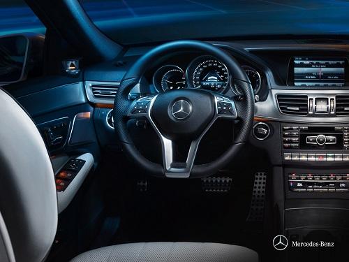 Mercedes-Benz E220 CDi Blue Efficiency SE Auto Saloon Interior Lease