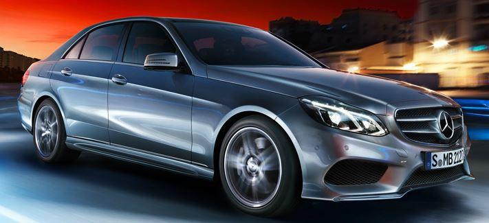 Mercedes-Benz E220 CDi Blue Efficiency SE Auto Saloon Lease