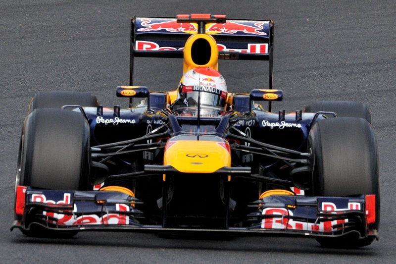 F1 Suzuka Report Sebastian Vettle
