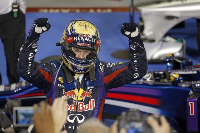 Sebastian Vettel World Champion
