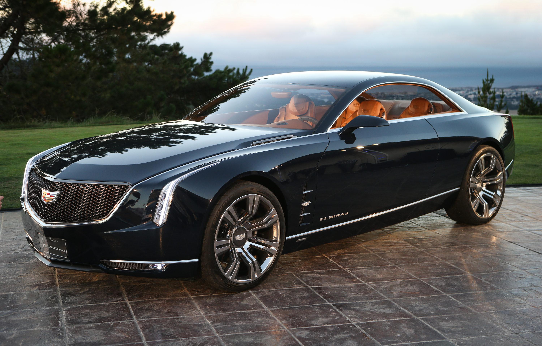 Cadillac concept cars 2015