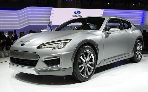 Subaru Sport Cross Design