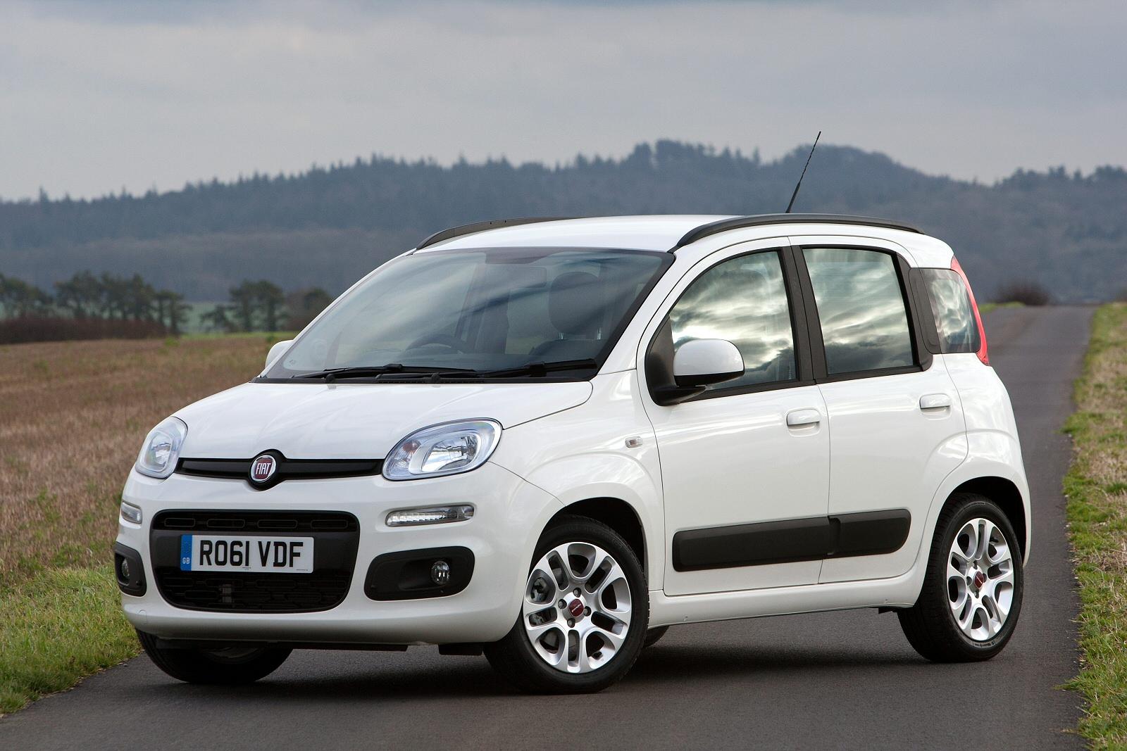 2014 Fiat Panda