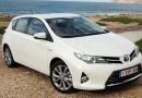2015 Toyota Auris Hybrid Front View