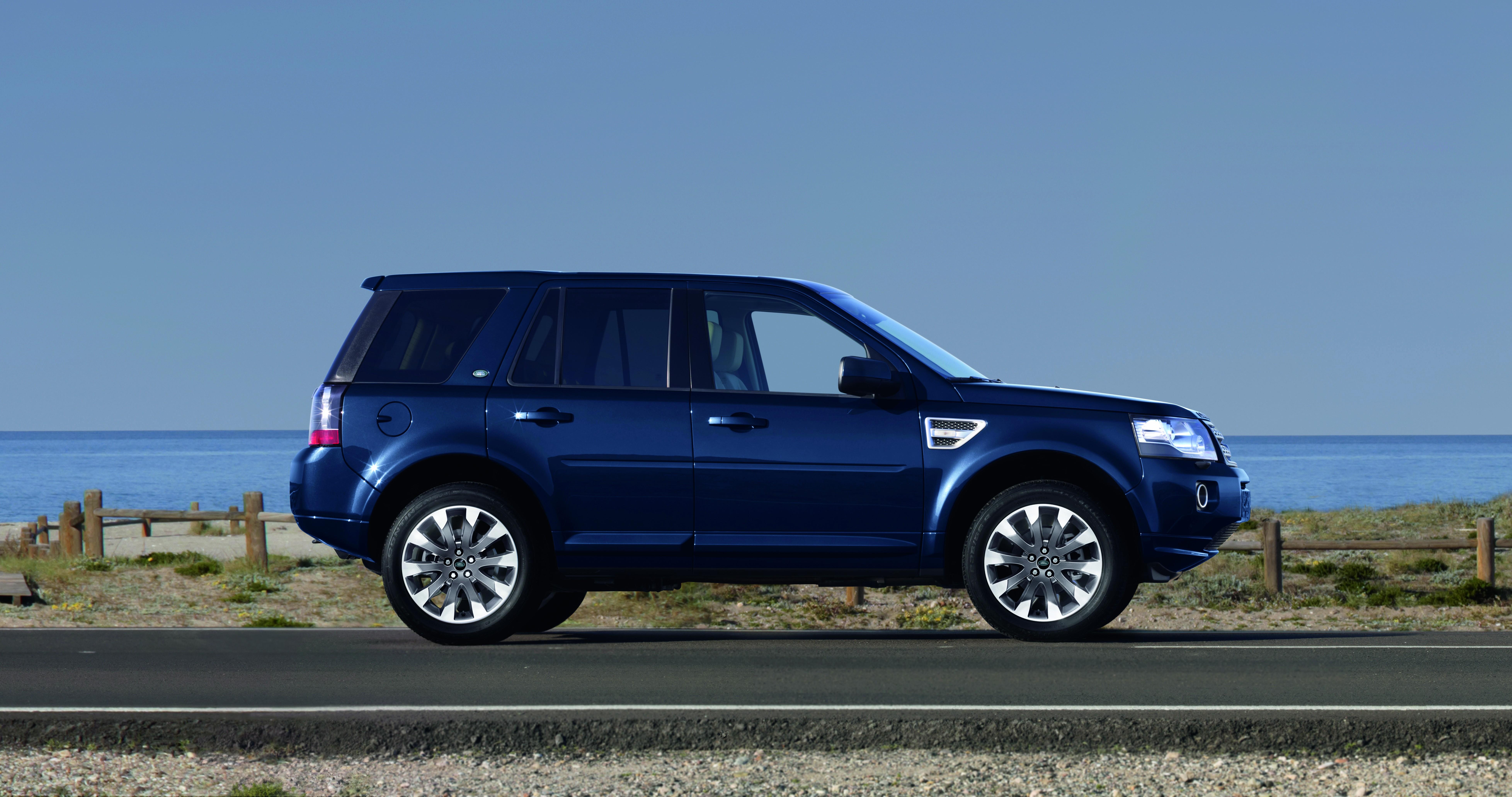New Land Rover Freelander