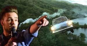 Harry Potter Car