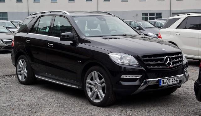 Mercedes-Benz ML 350, diesel scandal