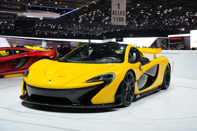 McLaren Motor Show, Geneva, McLaren TV Advertisement