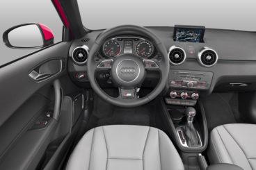Audi A1 hatchback interior
