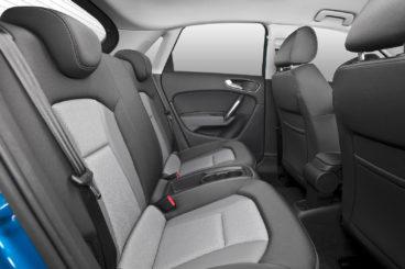 Audi A1 Sportback back seat