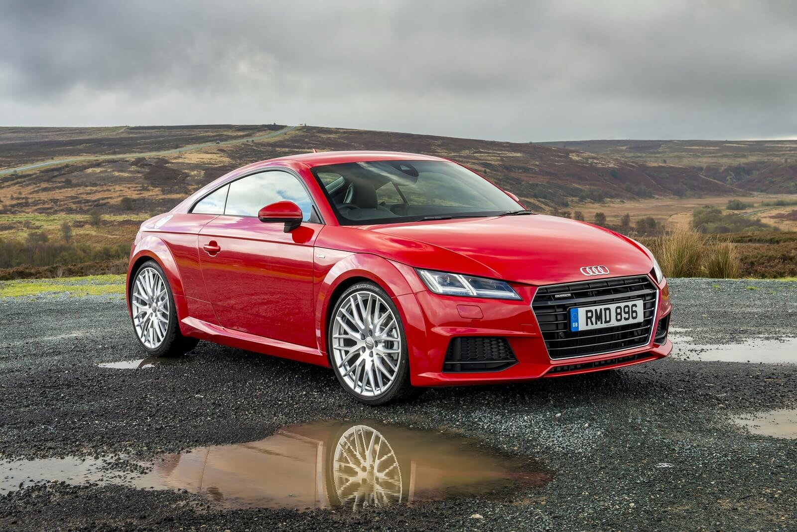 Coupe, Audi TT