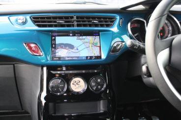 DS3 Puretech 130 Prestige Drive interior