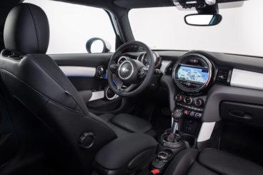 Audi A1 interior shot