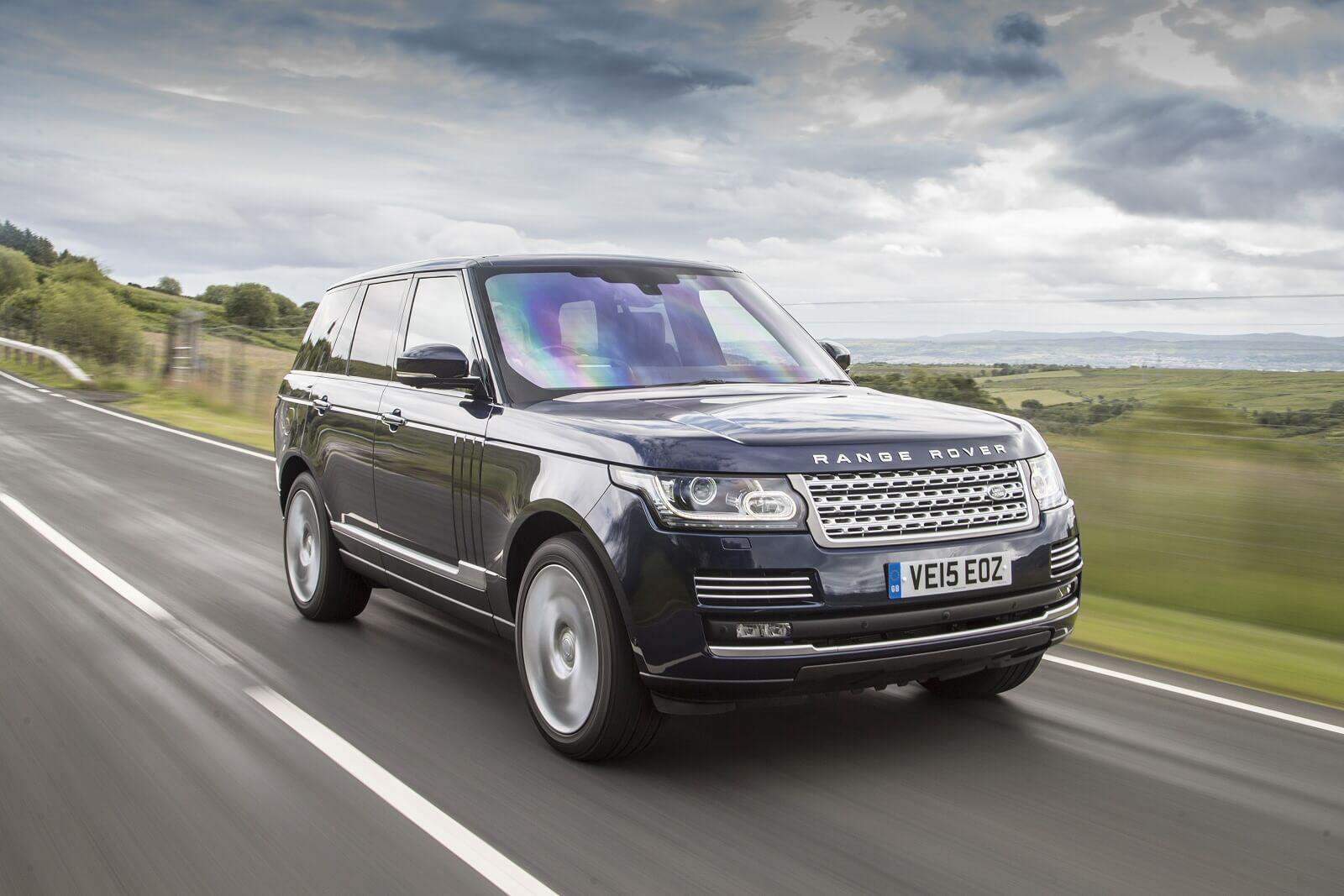 Range Rover, SUV