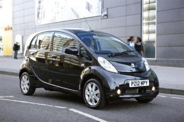 2017 Peugeot Ion Profile