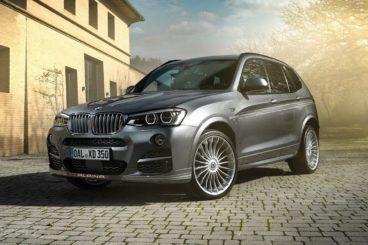 BMW Alpina XD3 BiTurbo