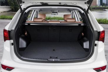 Hyundai Santa Fe Estate Boot Space