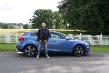 Volvo V40 T5, Tim Barnes-Clay