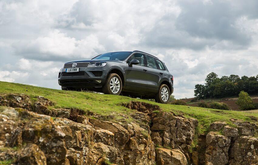 Volkswagen Touareg Estate review