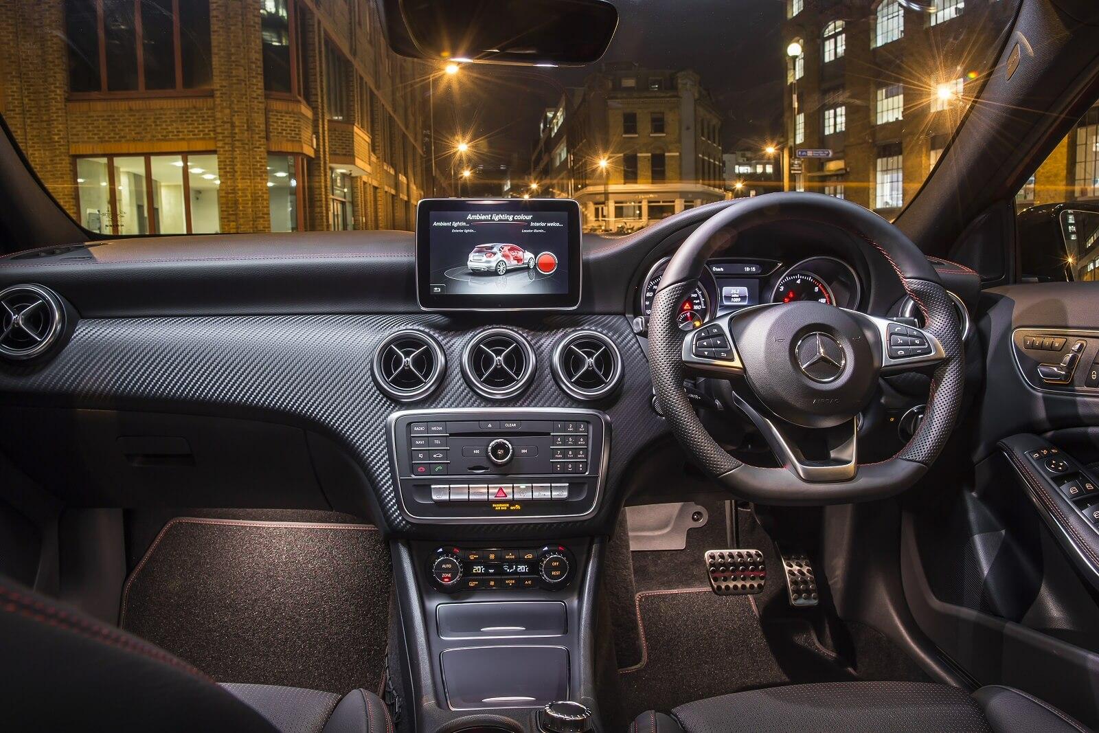 Mercedes A180d Sport Manual   Mercedes Leasing   OSV