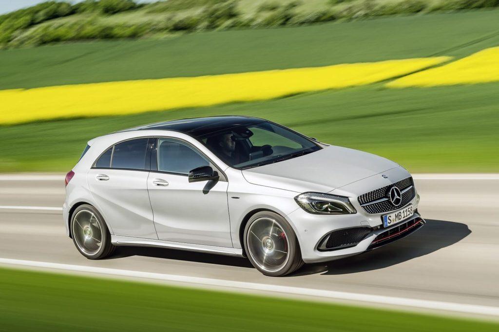 Global Auto Leasing >> Mercedes A180d Sport Manual | Mercedes Leasing | OSV