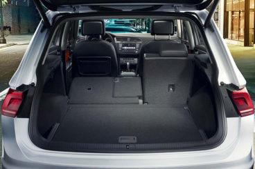 Volkswagen Tiguan Boot