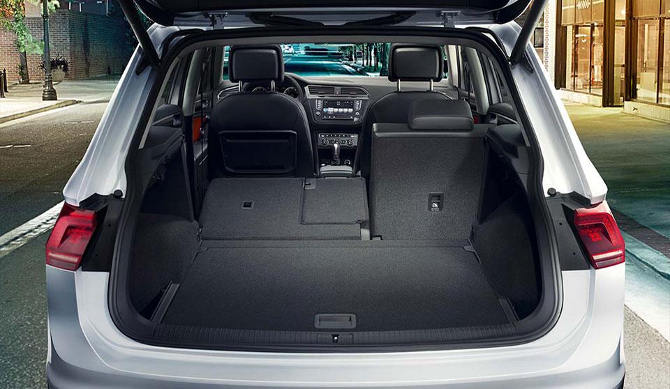 Volkswagen Tiguan 2 0tdi Se 150ps 2wd Manual With Satnav
