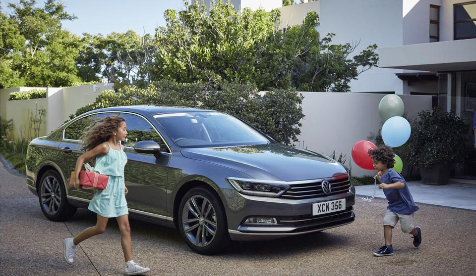 Volkswagen Passat Gt Saloon Manual Vw Leasing Osv