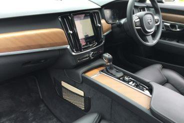 Volvo V90 D4 Estate Interior