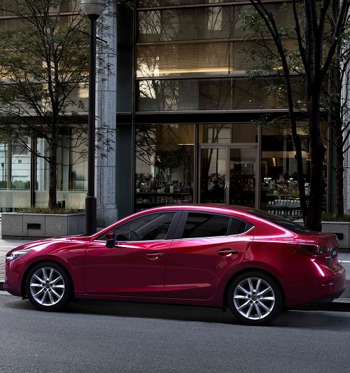 Mazda 3 Fastback Saloon
