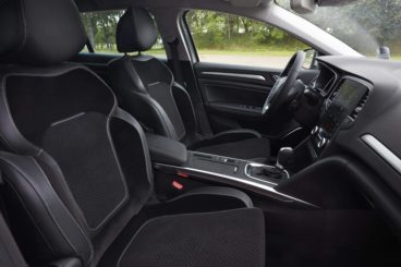 Renault Megane Sport Tourer interior