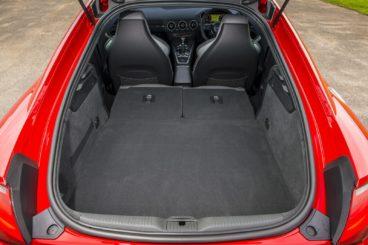 Audi TT boot space