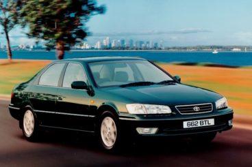 Subaru history