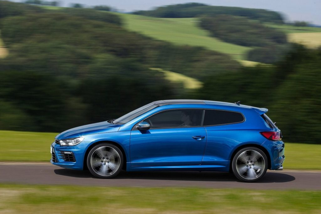 Volkswagen Scirocco 2 0 Tdi 150 R Line Manual Vw Leasing Osv