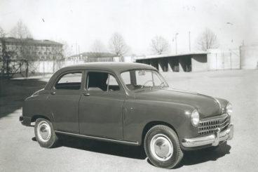 Fiat History