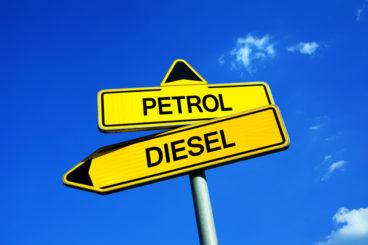 petrol vs. diesel