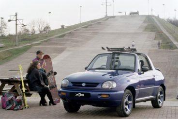 history of Suzuki