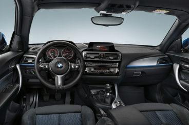BMW 1 Series Interior view