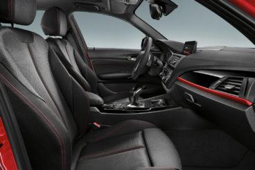 BMW 1 Series interior
