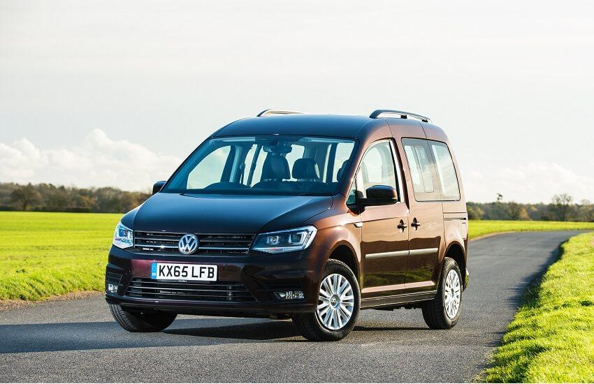 Volkswagen Diesel Caddy Life review