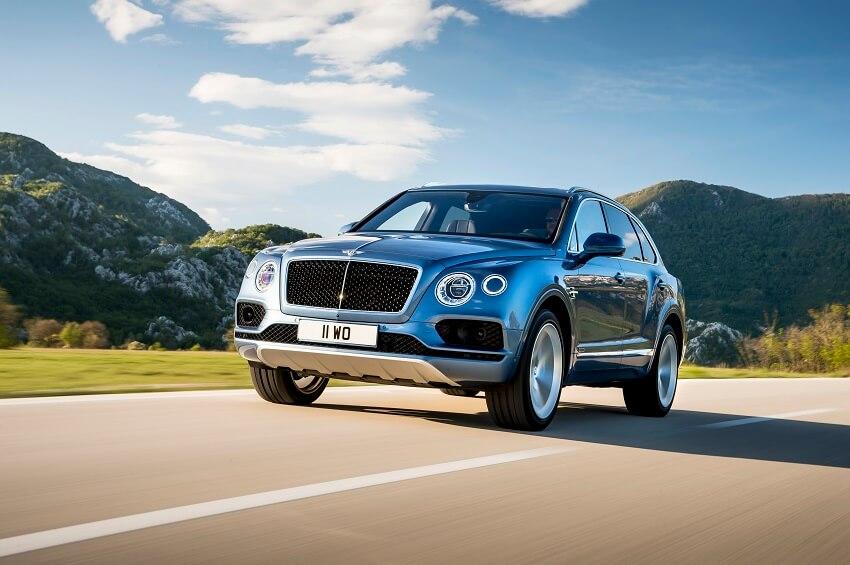 Bentley Bentayga Estate Review